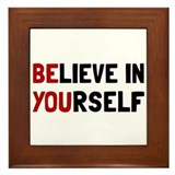 Believe Framed Tiles