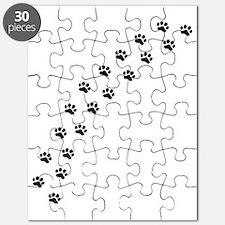 Paw-Prints Puzzle