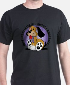 Alzheimers-Dog T-Shirt