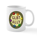 Ally Baubles -GLBT- Mug