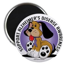 Alzheimers-Dog Magnet