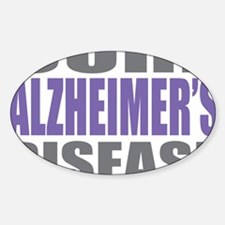 Cure-Alzheimers-2009 Decal