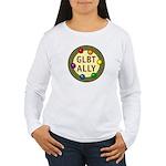 Ally Baubles -GLBT- Women's Long Sleeve T-Shirt