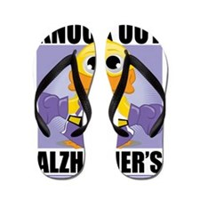 Knock-Out-Alzheimers Flip Flops