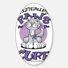 Paws-for-the-Cure-Cat-Alzheimers Decal