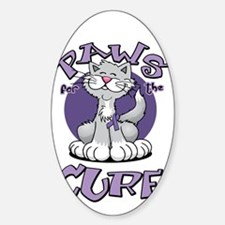 Paws-for-the-Cure-Cat-Alzheimers-bl Decal