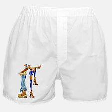 CAFE_COUPLE Boxer Shorts