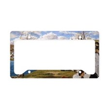 Concord Bridge First Shot License Plate Holder