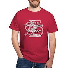 Your Derivative T-Shirt