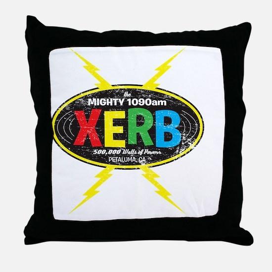 RB_XERB Throw Pillow