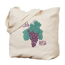 Well Red Tote Bag