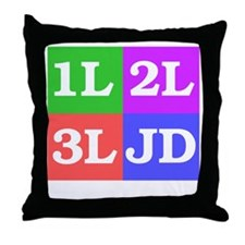 337b Throw Pillow