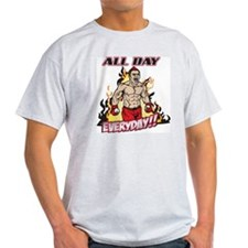 All Day Every Day MMA T-Shirt
