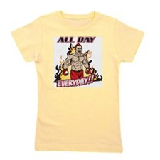 All Day Every Day MMA Girl's Tee