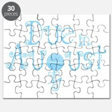 due_august_rattle_blu Puzzle