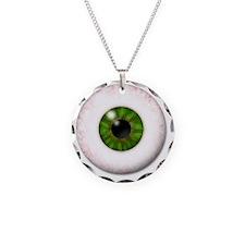 eyeball_greeneye Necklace