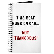 Boat Runs Gas Journal