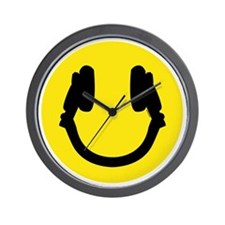 SMILE Wall Clock