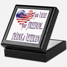 thankveteran Keepsake Box