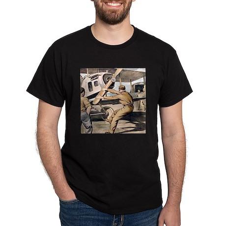 Clear Prop Black T-Shirt