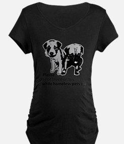 dont-breed-or-buy-2009 T-Shirt