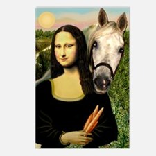 Mona's Arabian Horse (#1) Postcards (Package of 8)