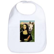 Mona's Arabian Horse (#1) Bib