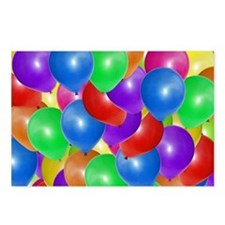 Balloons! Postcards (Package of 8)