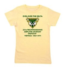 Eyes-Over-The-Delta Girl's Tee
