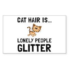 Cat Hair Decal