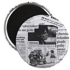 Cyberstalker Magnet