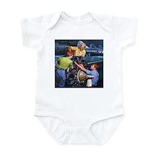 Mechanics Infant Creeper