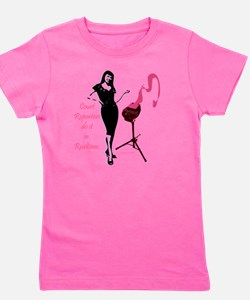 court_reporters_do_it_in_realtime Girl's Tee