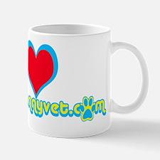 ilovefunnyvettrans Mug