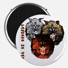new Moon Spanish Jacobspack Magnet