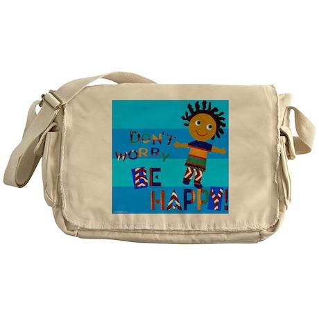 BeHappyEthnicKid Messenger Bag