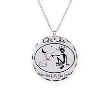 lifelikelogoback275 Necklace
