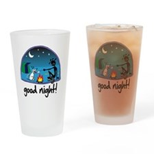finalcamping35 Drinking Glass