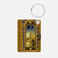 2-golden-sky-book Keychains
