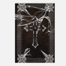 Gothic-black-book Postcards (Package of 8)