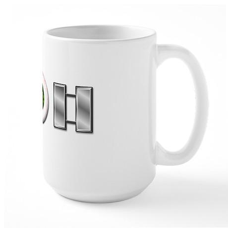 eye_eye_capt Large Mug