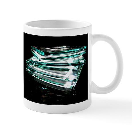 Glass Coasters Mug
