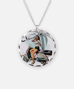scootergirl Necklace