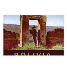 Bolivia9 Postcards (Package of 8)