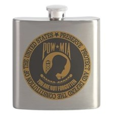 You Are Not Forgotton Flask