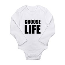 Choose Life Body Suit