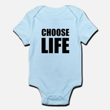 Choose Life Body Suit