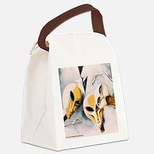laboratory Canvas Lunch Bag