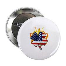 "Irish Firefighter 2.25"" Button"