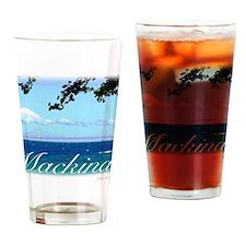 mackinac Drinking Glass